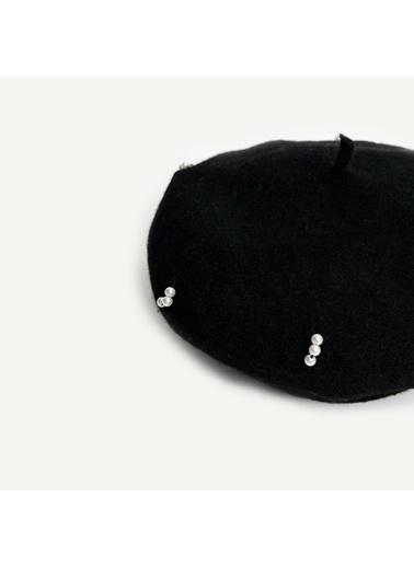 Yargıcı Şapka Gri